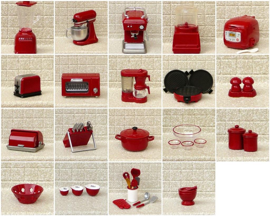 Re Ment Kitchen Appliances