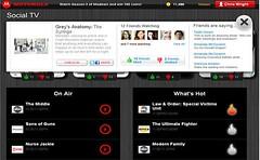 Motorola SocialTV Companion Service