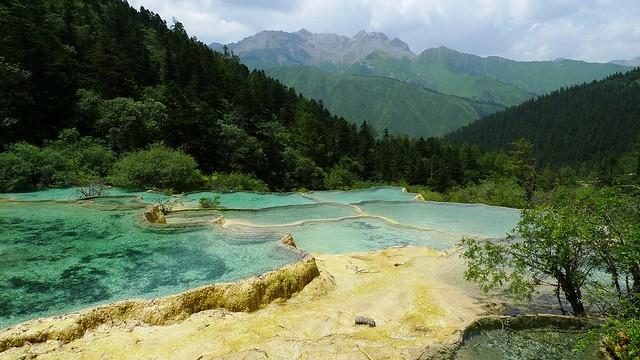 黄龍風景区-Huanglong