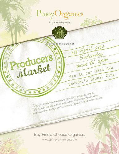 Pinoy Organics Public Invite