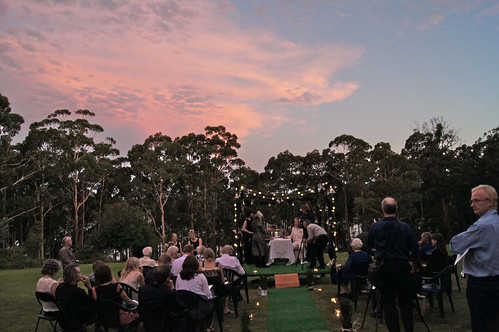 The Perfect Wedding Setting