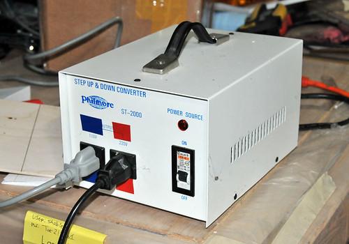 240V Power