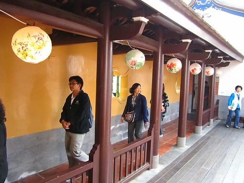 2011台北花博-文化B館-花弄迷境-燈籠走廊.JPG