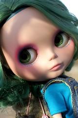 Hailey Closeup
