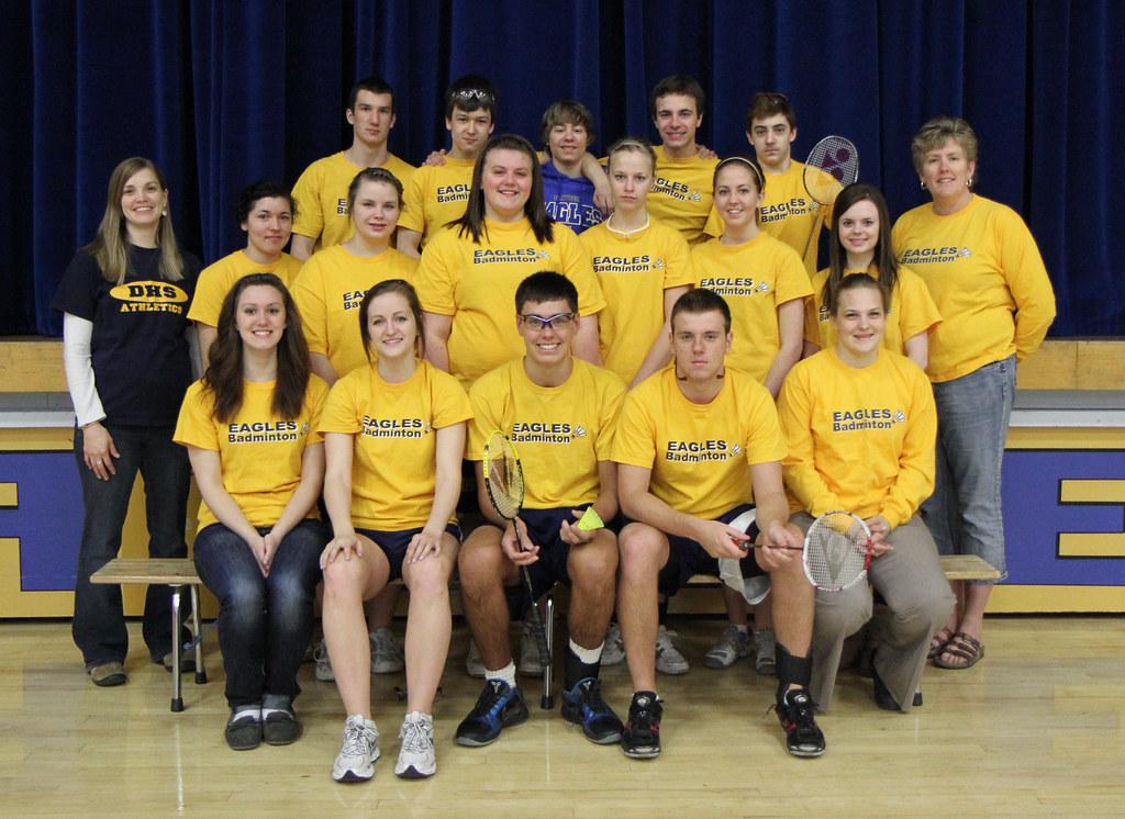 Sr. Badminton 2010/11