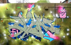 (Crome RT) Tags: graffiti rt spangled crome stockwell