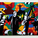 U2 | Brazil 360 | Acrylic on Canvas | Pop Art