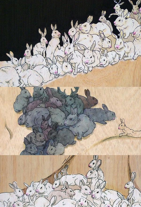 conejo - détails