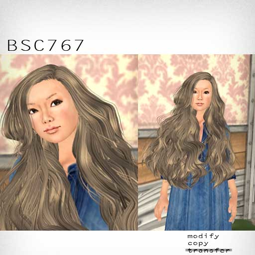 booN BSC767 hair