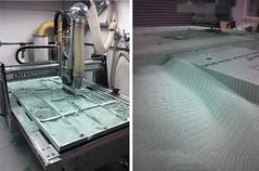 wksp 3 (madeline.gannon) Tags: architecture cmu cam workshop processing cad carnegiemellonuniversity cncrouter digitalfabrication fabricationworkshop