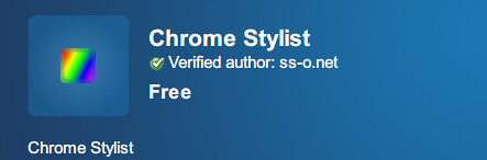 Chrome Stylist