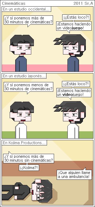 Viñeta Kojima