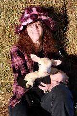 G Lamb (LadyDragonflyCC - >;<) Tags: portrait baby animal barn rural canon spring babies farm april lamb fest t3i 2011 cimalacustomphotography