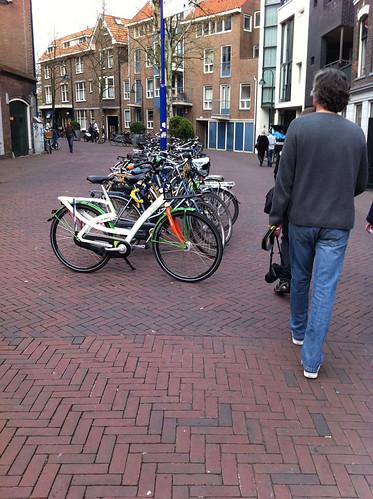 bikes Delft