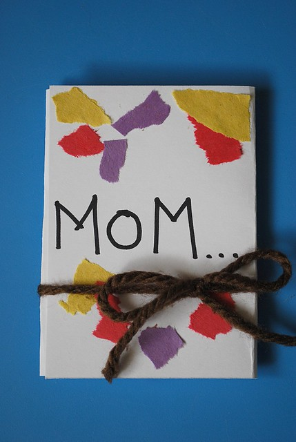 Mothers Day Card Front
