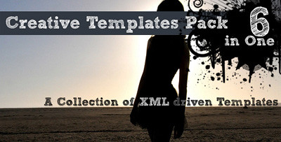 Creative Portfolio template bundle