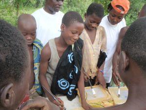 Nigeria - Atención a los jovenes de las canteras de piedra