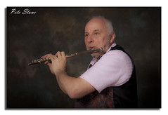 Dave Marshall of the Folk band Driftwood (Pete Stone CPAGB) Tags: portrait flute driftwood folkband davemarshall