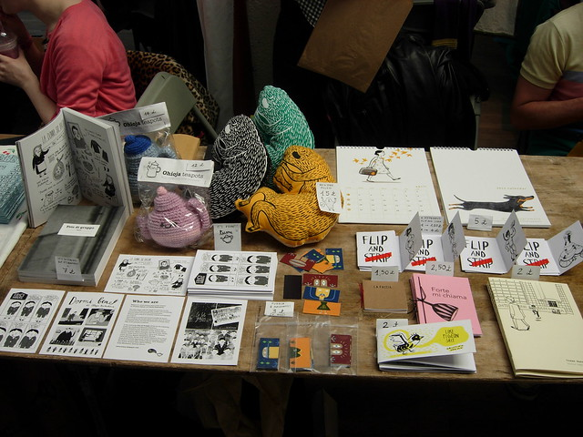 London Zine Symposium 2011