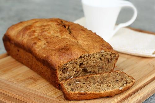 Gluten-Free Banana Bread - Tasty Yummies