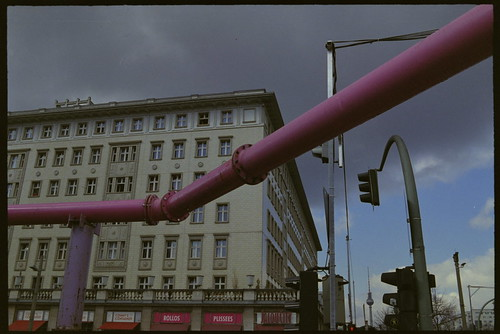 Street pipe