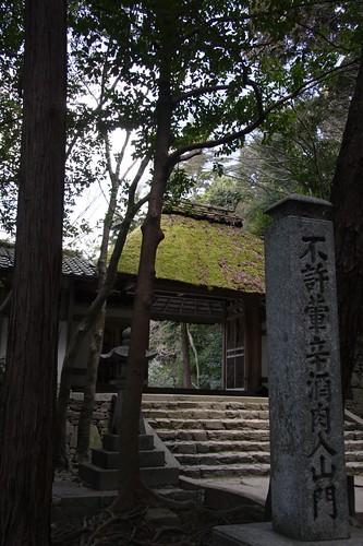 静かなたたずまい / Quietness in Kyoto