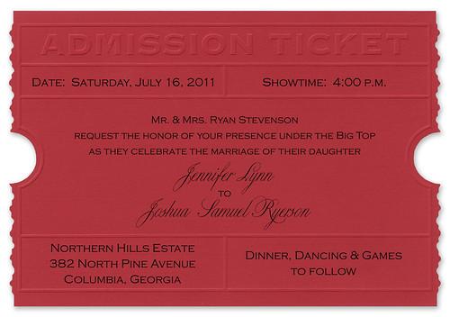 Invitation 77766