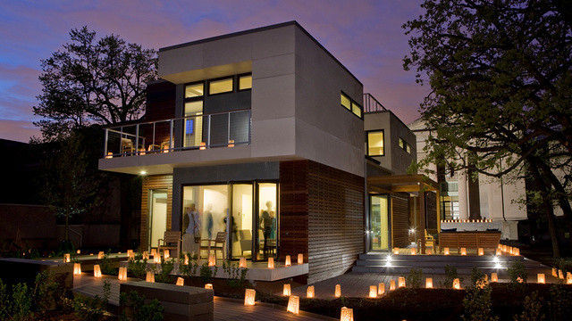 Museum of Science and Industry's Smart Home 2011: Green and Wired, designed by Scout Chicago