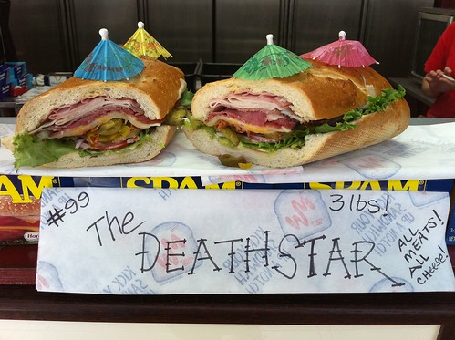 "#99 The ""Deathstar:"" Extremely Edible!"