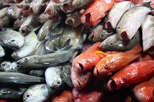 Puerto Princesa-Market