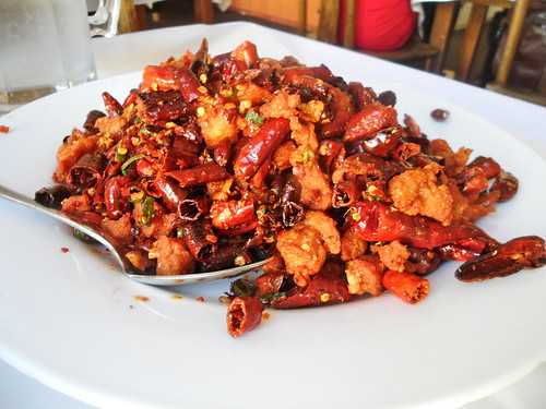 Red Chilli Sichuan Kung Pow Chicken