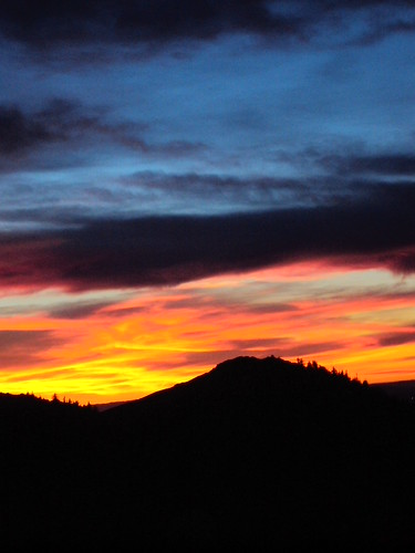 Lake Arrowhead Sunset-3