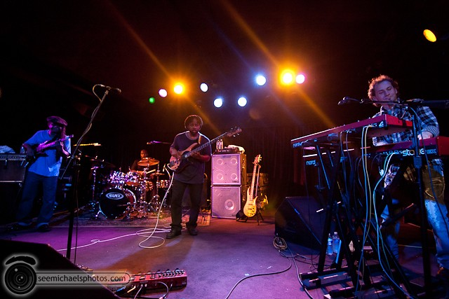 Victor Wooten at Belly Up 41811 © Michael Klayman-002