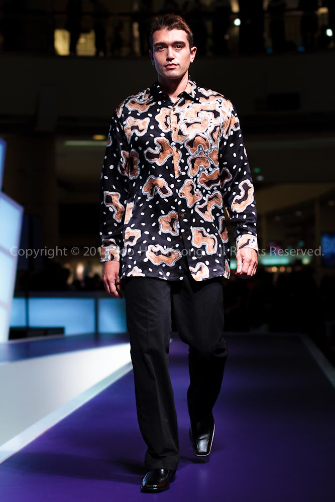 KLCC Fashion week 2011 - (I Karrtini and I Karrtini Men) @ KL, Malaysia