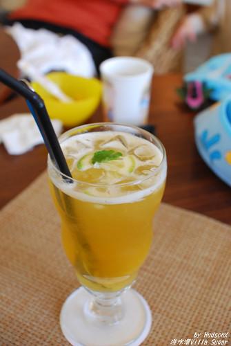 蜂蜜蘋果汁