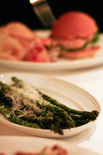 Scrumptious asparagus