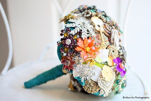 unique bride bouquet 6