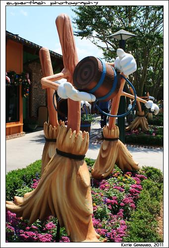 Fantasia brooms