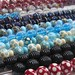 Selection of beads to come