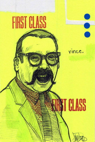 Vince by Jason Dryg