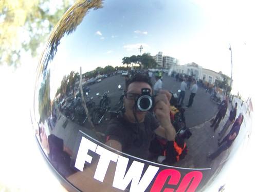Rally Motos Antiguas - San Juan - Argentina - 2011 - FTWco - Helmet by [º(O) ] Camerarider by [º(o) ] Camerarider