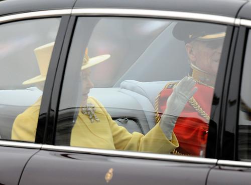 queen elizabeth wedding day. Royal wedding: Queen Elizabeth