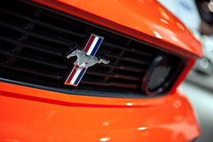 Ford Mustang Boss 302 Logo