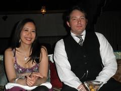 Dinner in Valentino's Tent April 2011 (marianme) Tags: california sanjose april menara 2011 gbacg