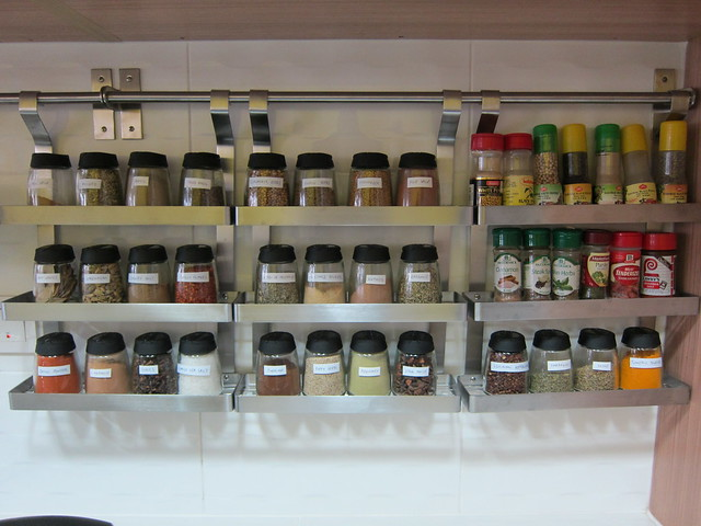 My Obsession With Spices Arrangement Narcissism Is