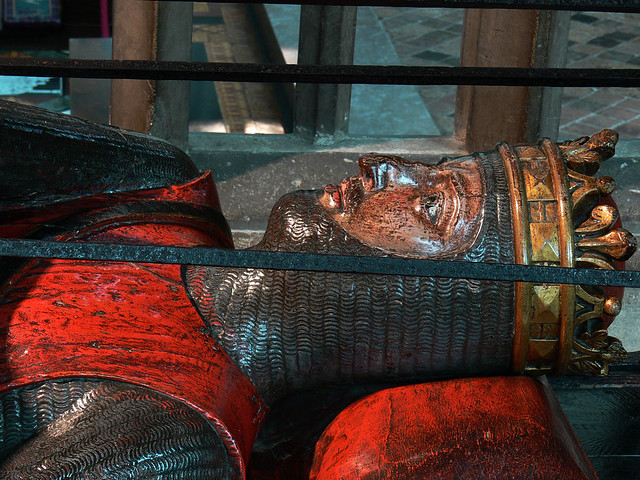 Robert Curthose Gloucester cathedral medieval effigy