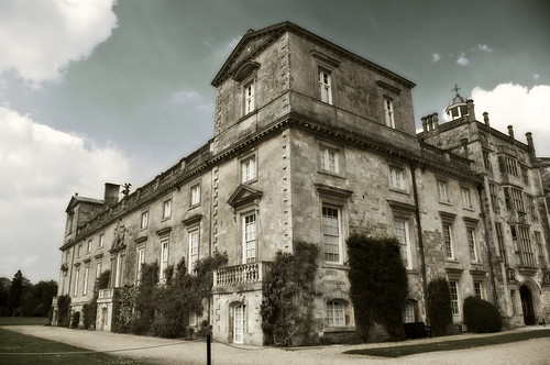 Wilton House Corner View - Copyright R.Weal 2011