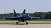 Blue Angel No.6, Lieutenant Christian Simonsen (Anthony Leveritt) Tags: aircraft southcarolina airshow blueangels usnavy avionics mcas fa18hornet nikond90 afsvrzoomnikkor70300mmf4556gifed mcasbeaufortsouthcarolina anthonyleverittphotography