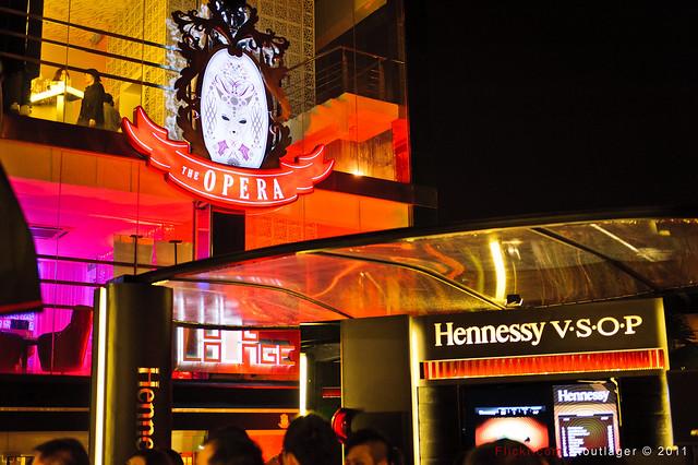 Hennessy Artistry @ Opera, Sunway