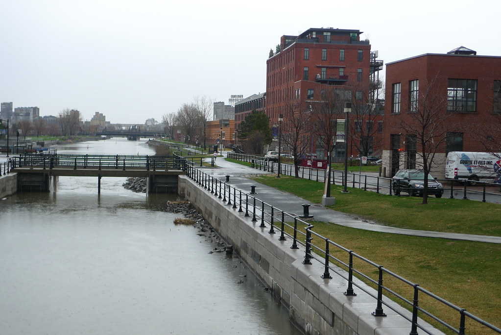 Copyright Photo: Montreal Lachine Canal Condo Living by Montreal Photo Daily, on Flickr